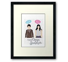 I love the Smiths Framed Print