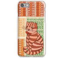 March cats iPhone Case/Skin