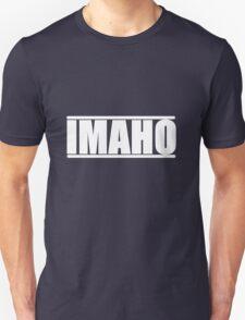 The Hollywood Outsider IMAHO Logo Unisex T-Shirt