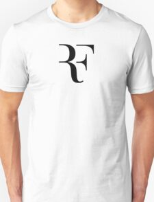 Roger Federer RF Logo Unisex T-Shirt