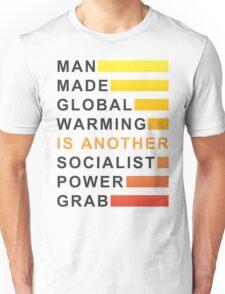 Socialist Power Grab Unisex T-Shirt