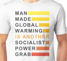 Socialist Power Grab Unisex T-Shirt