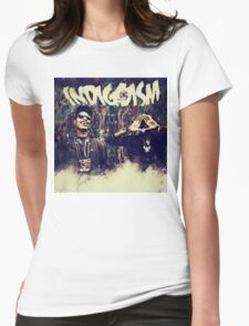 indigoism 2 Womens Fitted T-Shirt