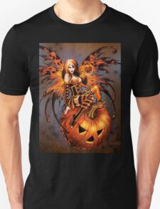 Fairy of Halloween Pumpkin T-Shirt