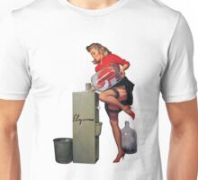 pin up girl Unisex T-Shirt