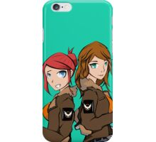 Bombshell Jackets iPhone Case/Skin