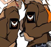 Bombshell Jackets Sticker