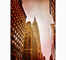 NYC including Empire State Building  Classic T-Shirt