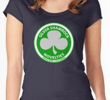 Silver Shamrock Novelties - Halloween 3, season of the witch Women's Fitted Scoop T-Shirt