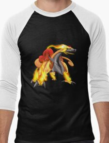 pokedex Men's Baseball ¾ T-Shirt