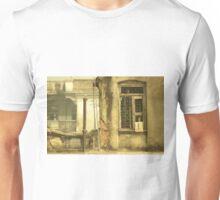 Rooftop Birdie Unisex T-Shirt