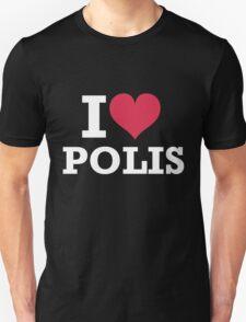I <3 Polis T-Shirt