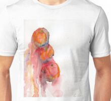 Apples in a row Unisex T-Shirt