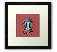 The Love Zapper Framed Print