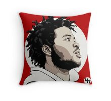 steez Throw Pillow