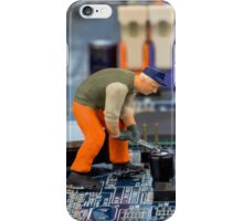 Worker iPhone Case/Skin