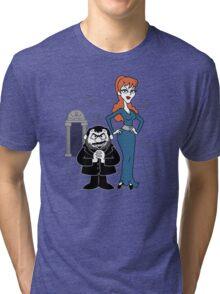 A Fiendish Plan Tri-blend T-Shirt