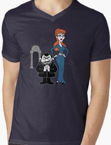 A Fiendish Plan Mens V-Neck T-Shirt