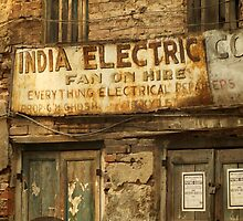India Electric Co. by Valerie Rosen