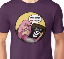 Jem's shocking discovery! Unisex T-Shirt