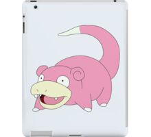 Slow is good - pokemon style iPad Case/Skin