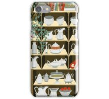 China cabinet iPhone Case/Skin