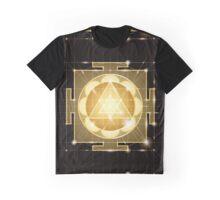 Yantra Sree Ganesha. Graphic T-Shirt