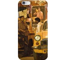 Taxi Talk iPhone Case/Skin