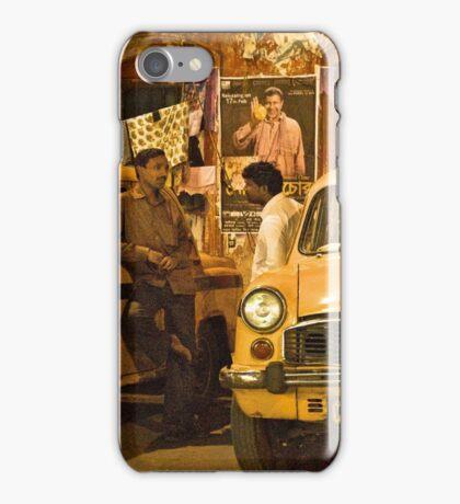 Taxi Talk iPhone Case/Skin