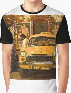 Taxi Talk Graphic T-Shirt