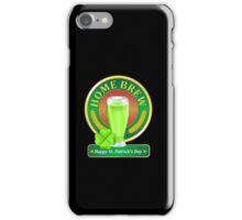 Happy St. Patrick's Day - Green Beer iPhone Case/Skin