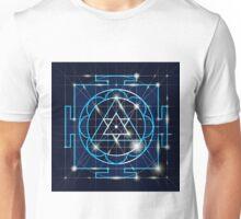 Yantra Sree Ganesha. Unisex T-Shirt