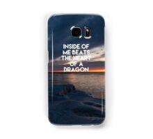 Dragon Heart Samsung Galaxy Case/Skin