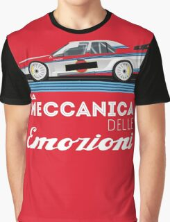 Alfa Romeo 155 V6 TI Graphic T-Shirt