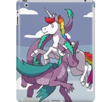 Dragons & Unicorns iPad Case/Skin