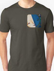 Moon Face Unisex T-Shirt