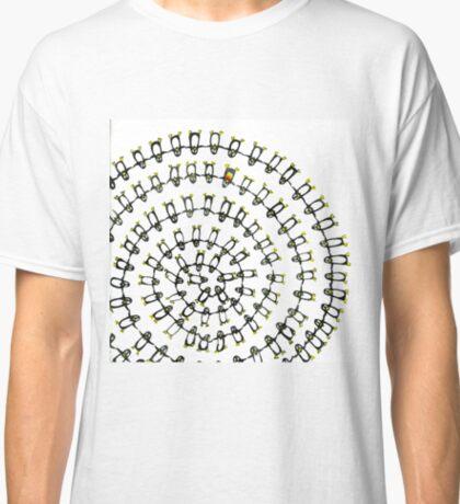 Penguins Spiral Classic T-Shirt