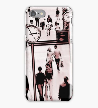 Time and Motion iPhone Case/Skin