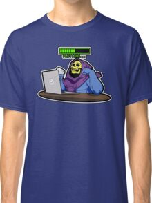 Even Masters of the Universe need java Classic T-Shirt