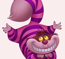 Cheshire Cat by goneficri