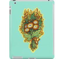 Fire Flower Bouquet iPad Case/Skin