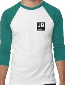 Jetbrains logo Men's Baseball ¾ T-Shirt