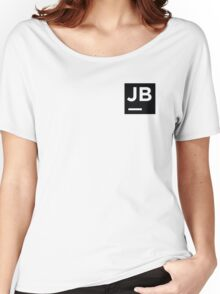 Jetbrains logo Women's Relaxed Fit T-Shirt