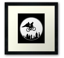 World's Finest Bike Ride Framed Print