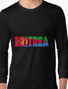 Eritrea Long Sleeve T-Shirt