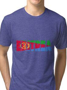 Eritrea Tri-blend T-Shirt