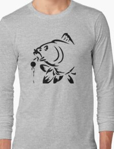 CARP Fishing Clothing Carp Long Sleeve T-Shirt