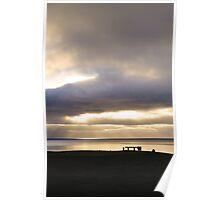 Moray Firth at Brora Poster