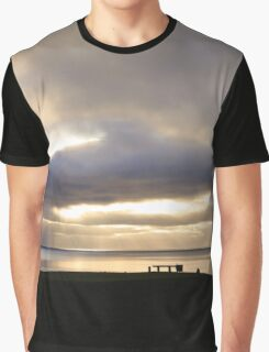 Moray Firth at Brora Graphic T-Shirt