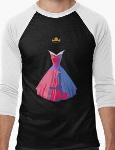 Make it Pink! Make It Blue! Men's Baseball ¾ T-Shirt